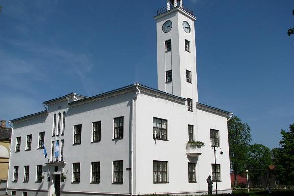 Вильяндиская ратуша