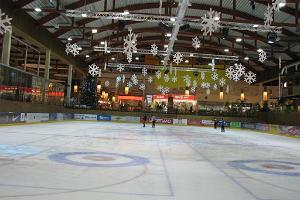 Skridskobanan Astri Arena i Lõunakeskus
