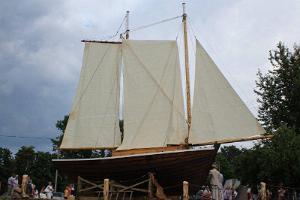 Julle båt Kaja