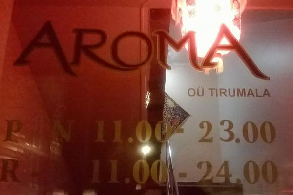 Ravintola Aroma