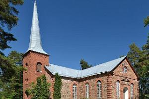 Igaunijas Evaņģēliski luteriskās baznīcas Alatskivi baznīca