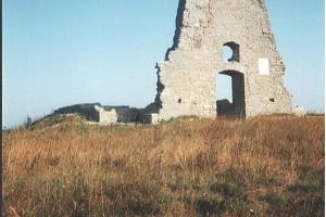 Руины часовни Маарья