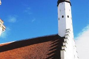 Die Heilig-Geist-Kirche in Tallinn
