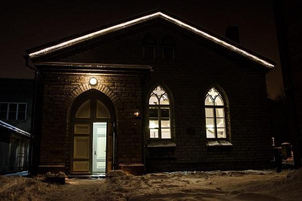 Kalju Baptist Church in Tallinn