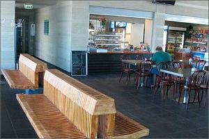 Saare Värava cafeteria