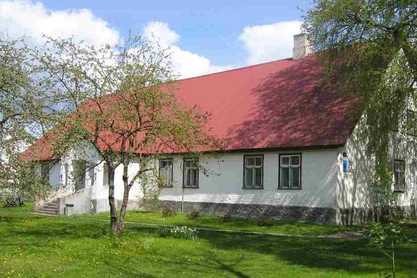 Kihelkonna Pastoraadi Öömaja