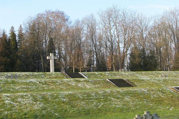 Viljandin saksalaisten sotilaiden hautausmaa
