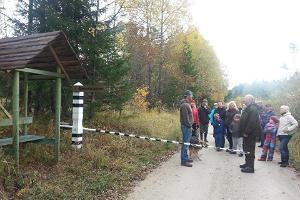 Der Geschichts- und Naturwanderweg Metsanurme-Üksnurme