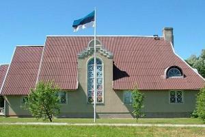 Baptisternas bönhus i Ridala