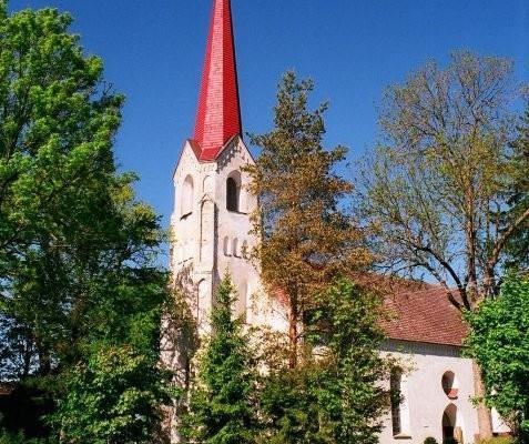 Kirche in Viru-Jaagupi