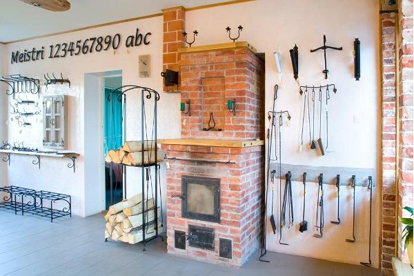 Smithy and store of the Blacksmiths of Saaremaa