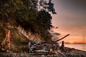 Steilküste Ontika