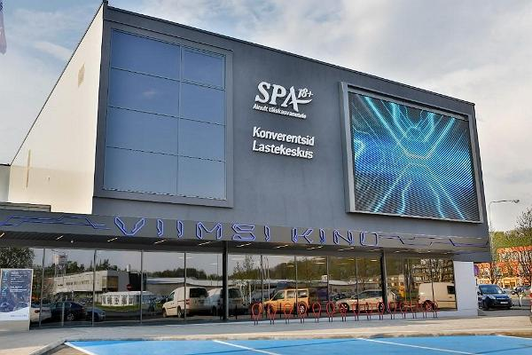 Kino- und Konferenzzentrum in Viimsi