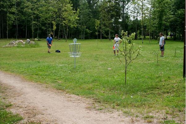 Õru disc-golfi park