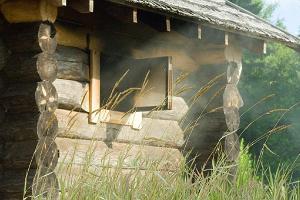 Rökbastu i Toosikannu Semestercentrum
