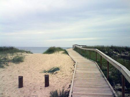 Peraküla beach
