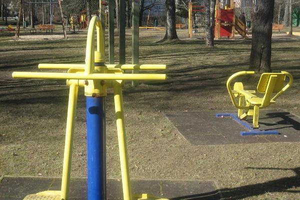 Kohila mänguväljak Lastepargis