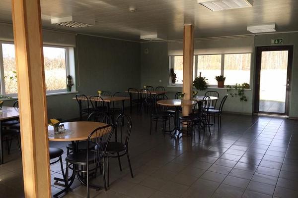 Café an der Tankstelle Nurme