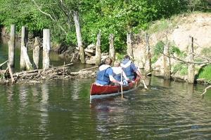 Lammasmäe Puhkekeskuse kanuumatkad