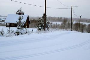 Männikumäe ski trails in Tapa