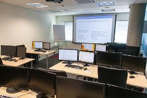 Training and seminar rooms at Ülemiste City in Tallinn