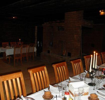 Tūrisma sētas Maria restorāns