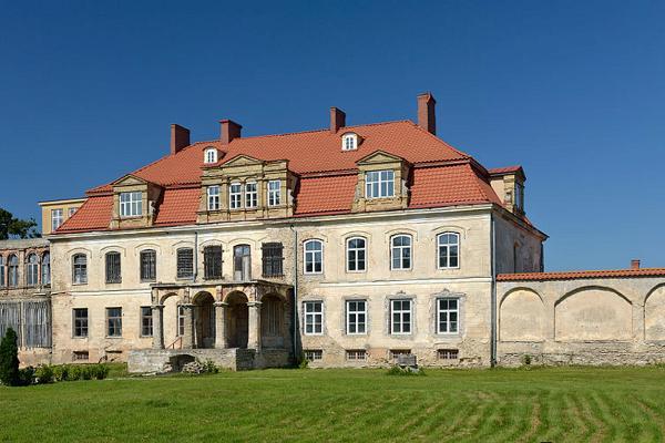 Malla manor