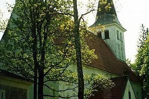 Mihkli luterāņu baznīca