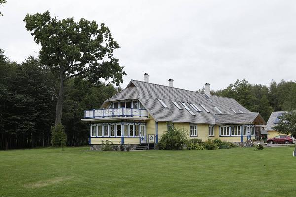 Nurka talu - taluhäärber Pärnumaal