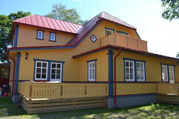 Lapimaja guest apartments, Villa Lapimaja apartment 2 Halti