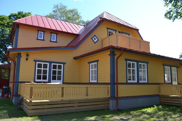 Lapimajan loma-asunnot, Villa Lapimajan asunto 2 Halti
