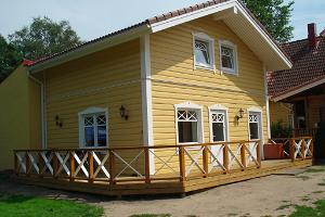 Lapimaja guest apartments, Sauna