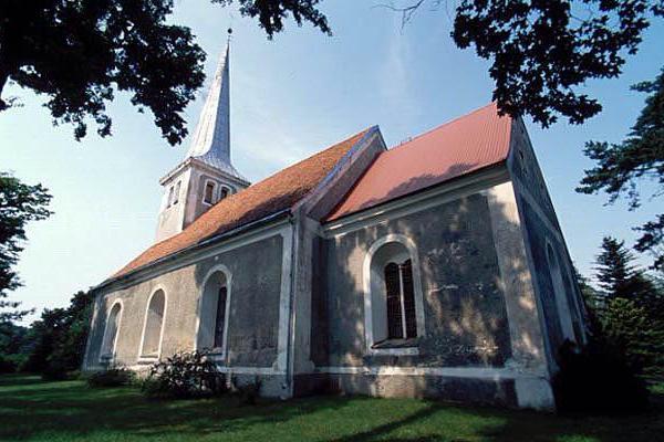 Audru Holy Cross Lutheran Church