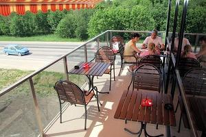 Maksimarket Café in Paide