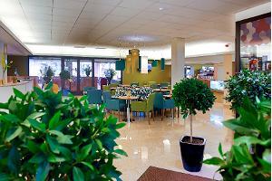 Fra Mare Thalasso Spa lobby bārs