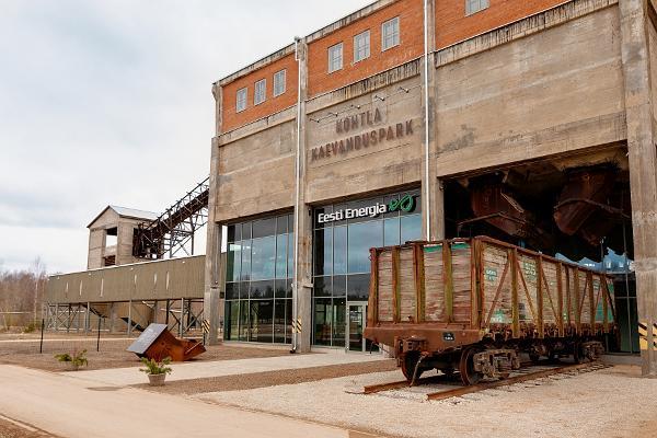 Estland Gruvmuseum
