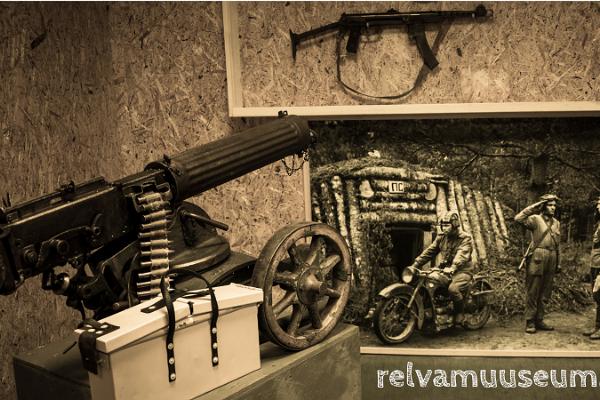 Музей огнестрельного оружия в Таллинне