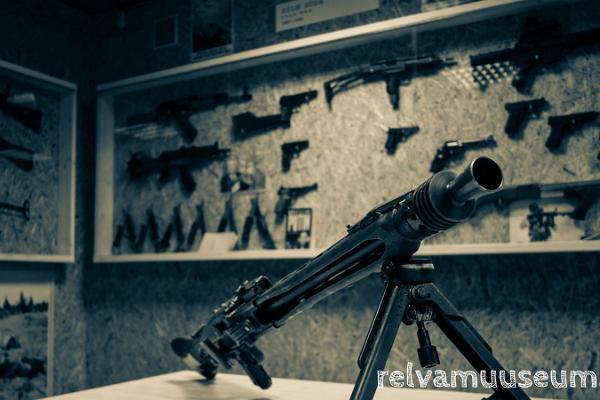 Firearms Museum in Tallinn