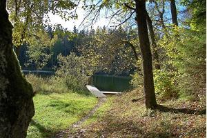 Neeruti landskapsskyddsområdes vandringsled