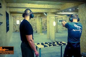 Тартуский стрелковый тир Тонди