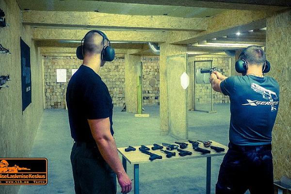 Tondi Shooting Range in Tartu