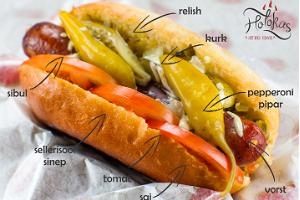 Hot Dog Cafe Hotokas