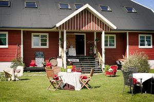 Luscher & Matiesen Muhu Veinitalu külalistemaja