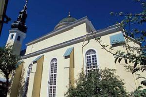 Die Kirche von der Verklärung des Herrn in Tallinn