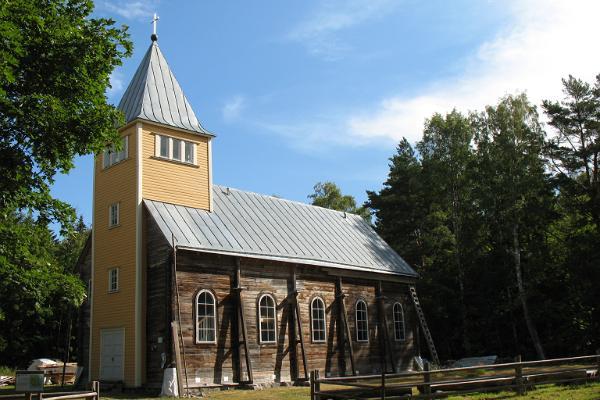 Naissāres Mārjas baznīca