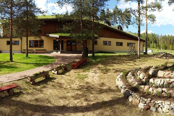 Valgehobusemäe suusa- ja puhkekeskuse seminarisaal