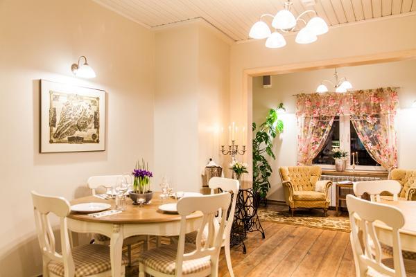 Restaurangen Mimosa