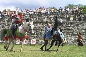 Tage der Burg Kuressaare