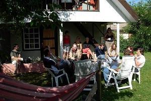 Kiumagårdens semesterhus 1