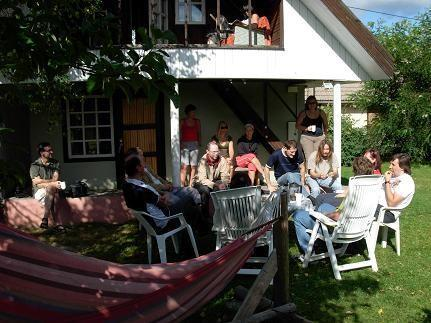 Lauku sētas Kiuma brīvdienu māja 1